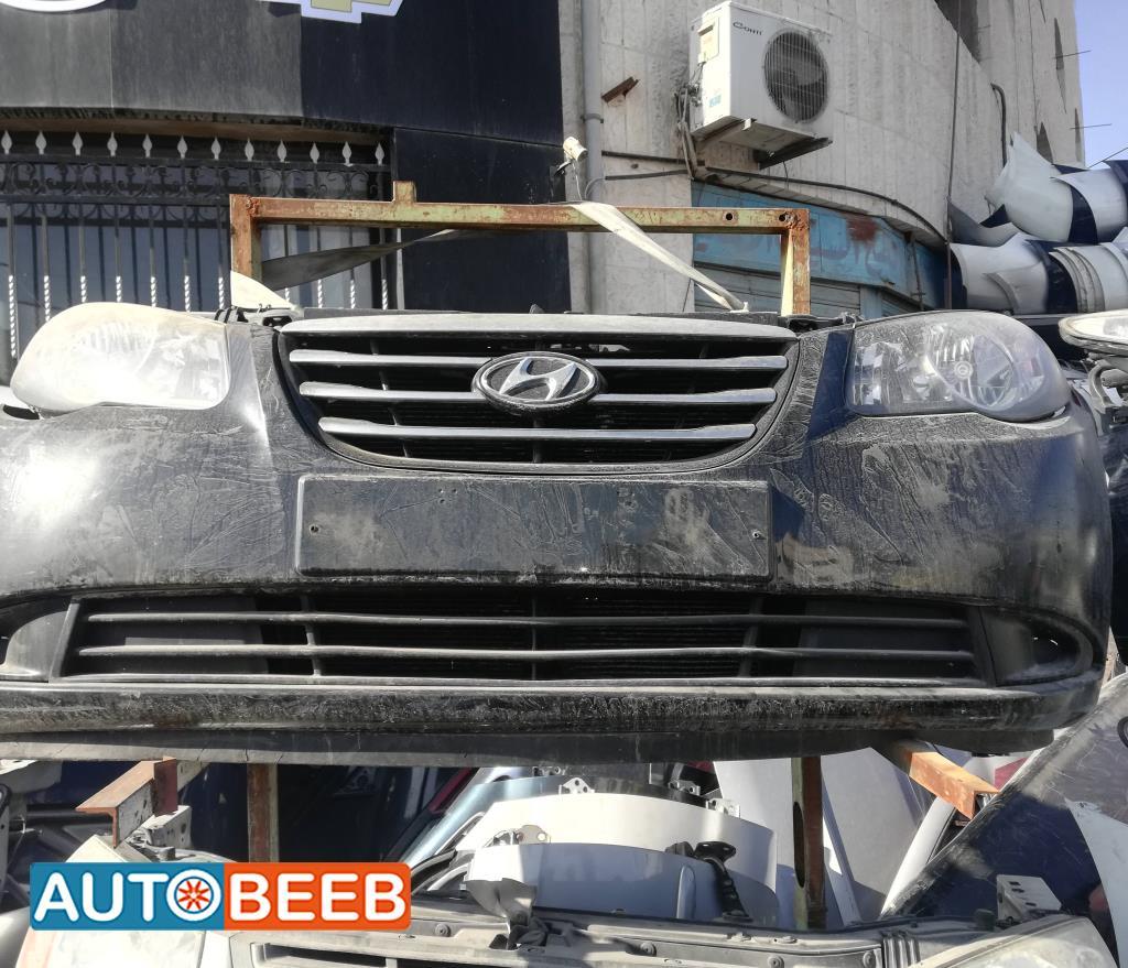 Body  Bumper Hyundai Avante