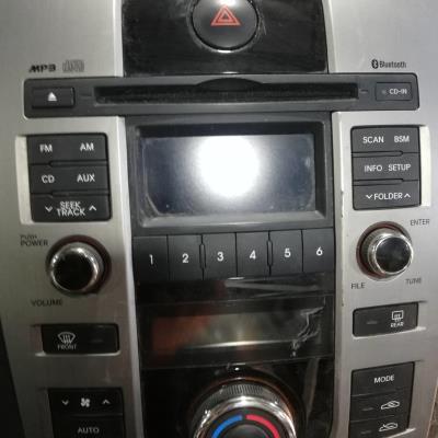 Cabin  Control buttons KIA  Forte