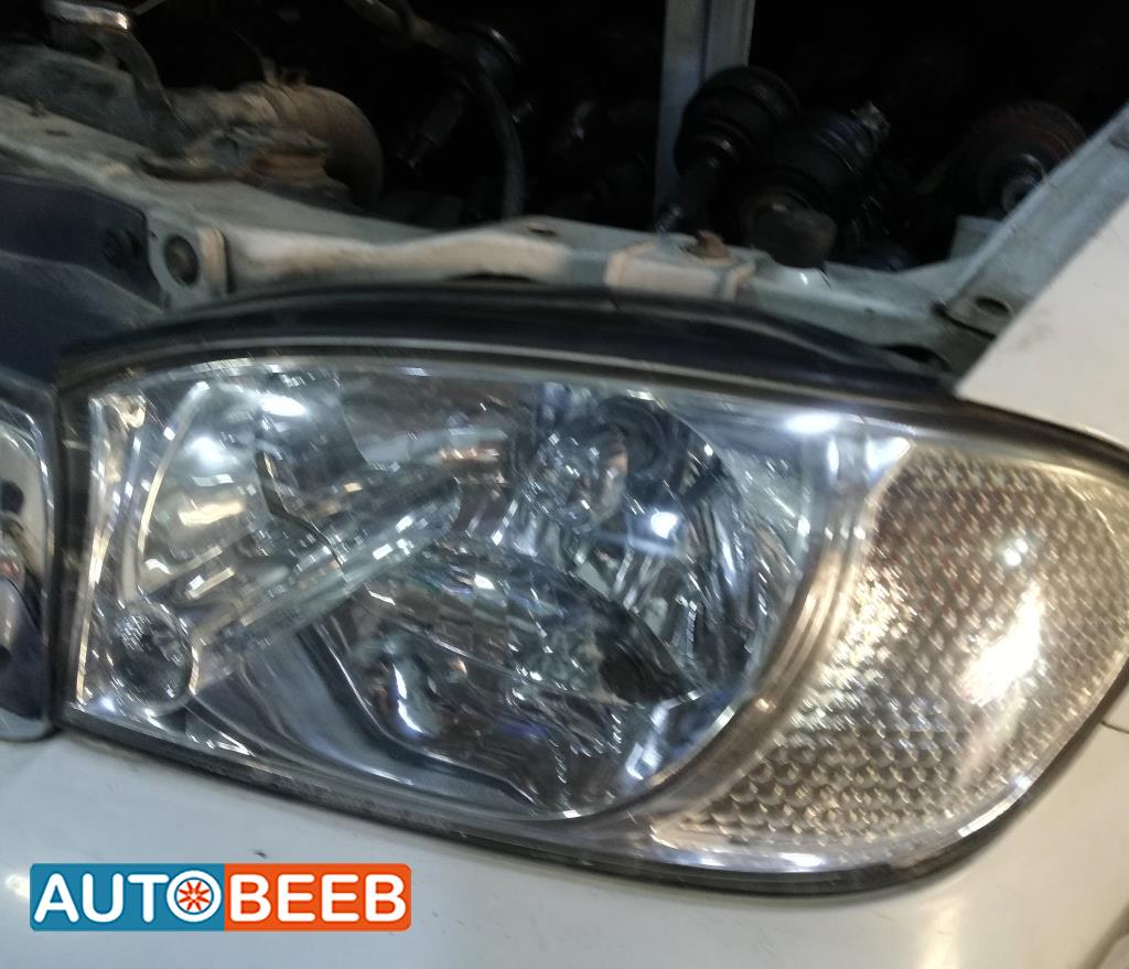 Lights Front light KIA  Spectra