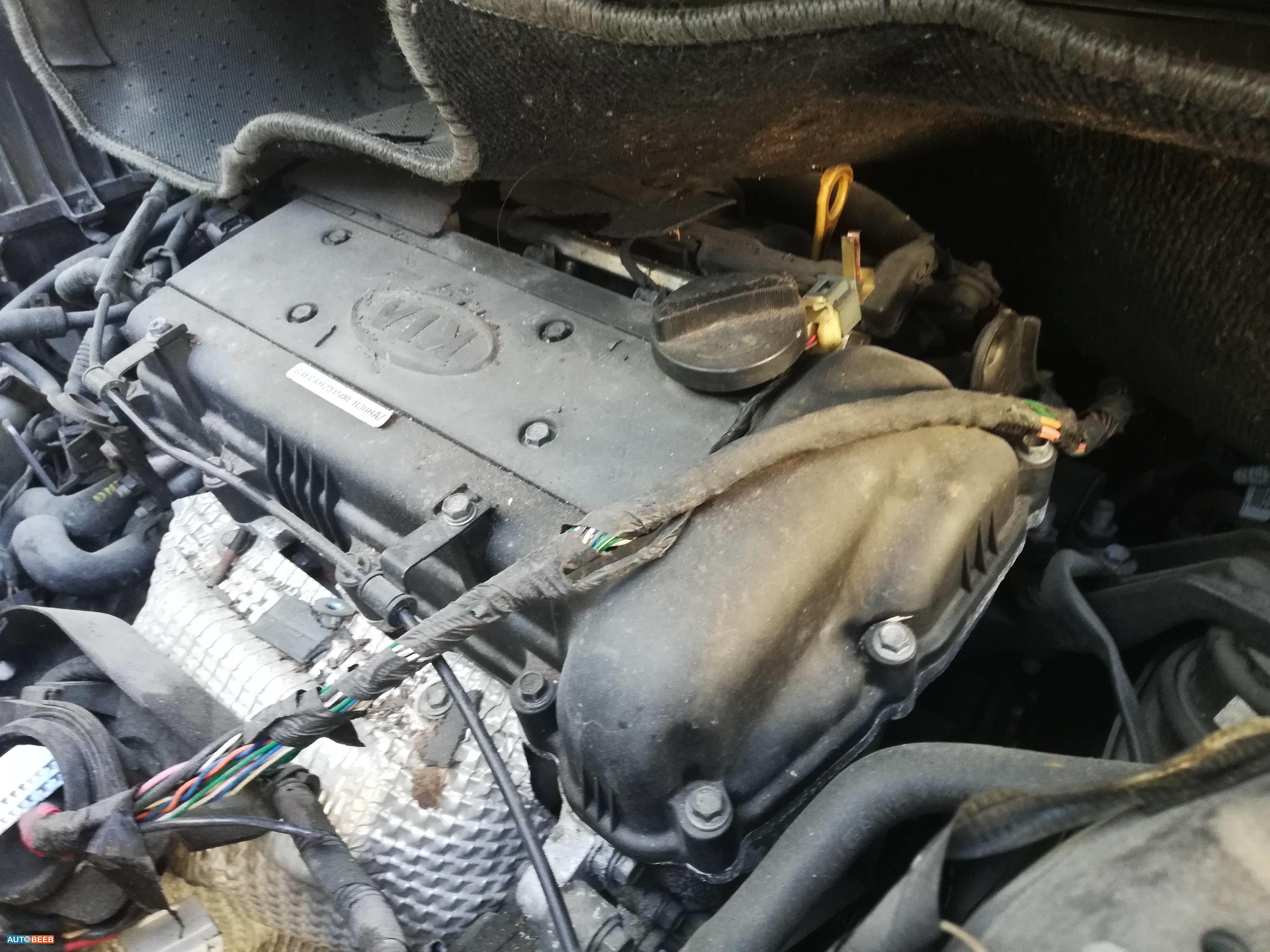 Engine Full Engine KIA  Forte