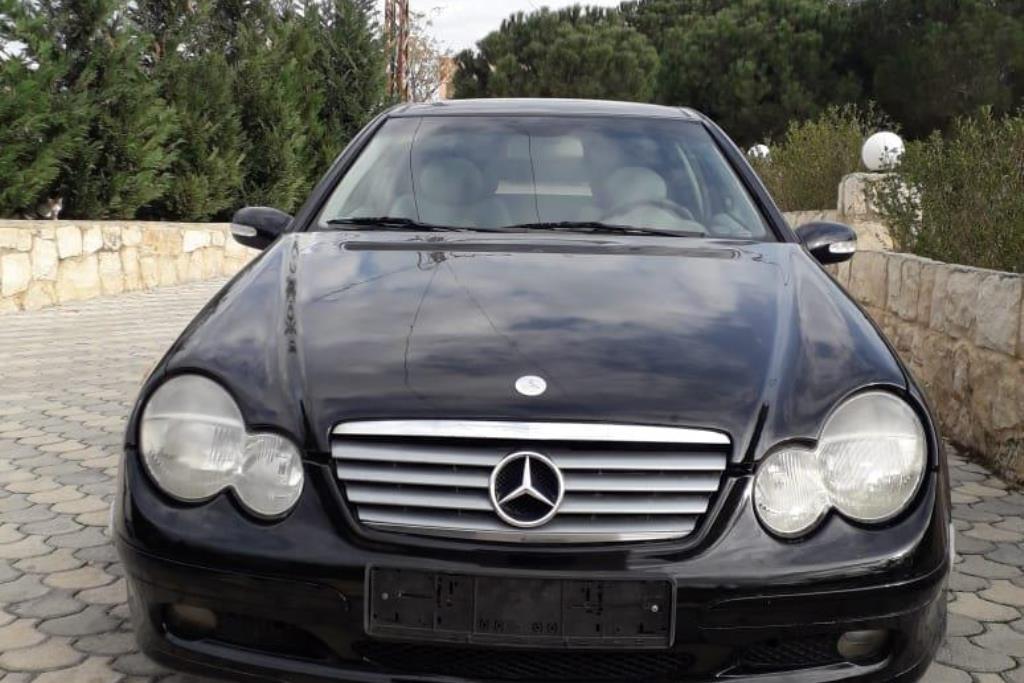 Mercedes Benz C230 2003