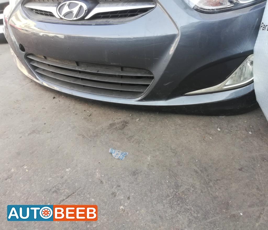 Body  Bumper Hyundai Accent