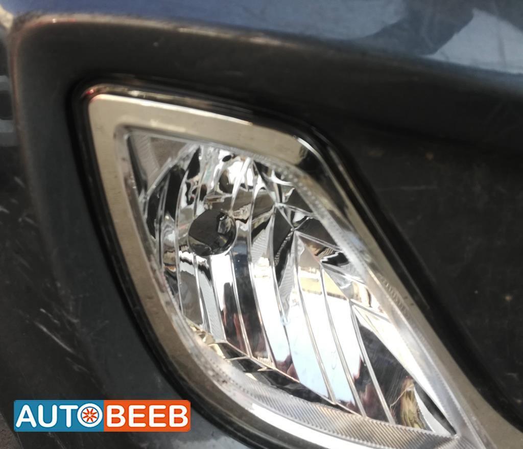 Lights Spotlight Hyundai Accent