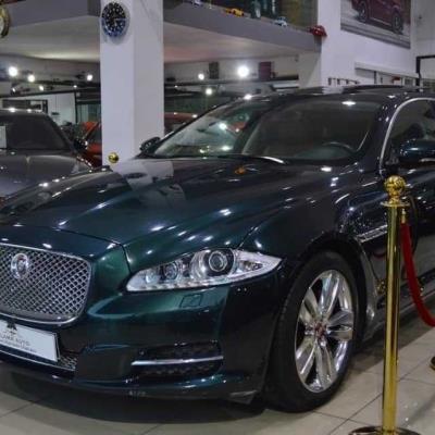 Jaguar XJL 2014