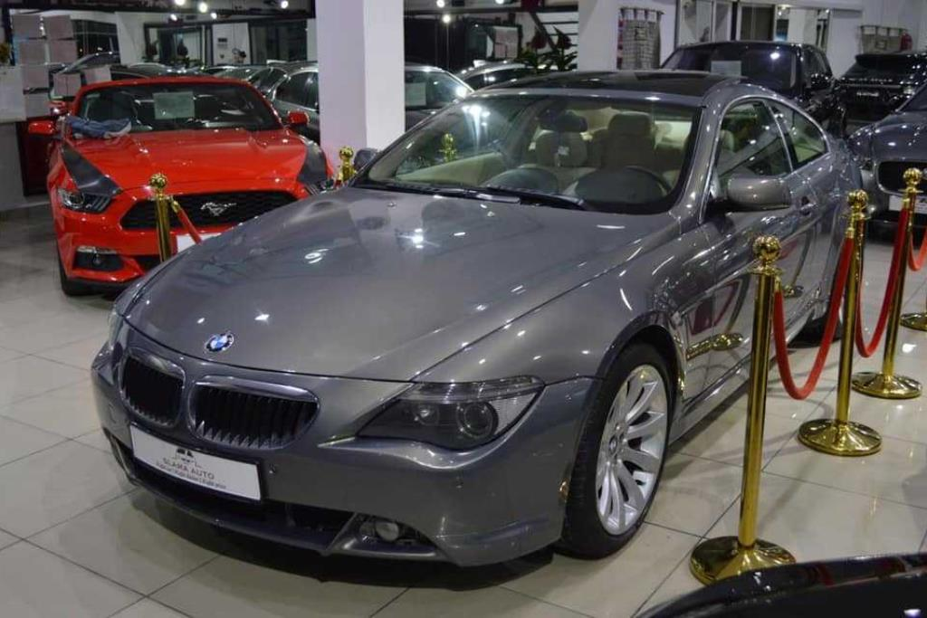BMW 630 2009