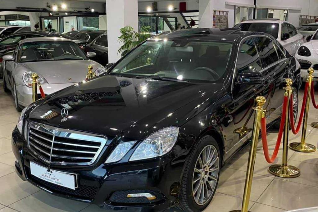 Mercedes Benz E220 2009
