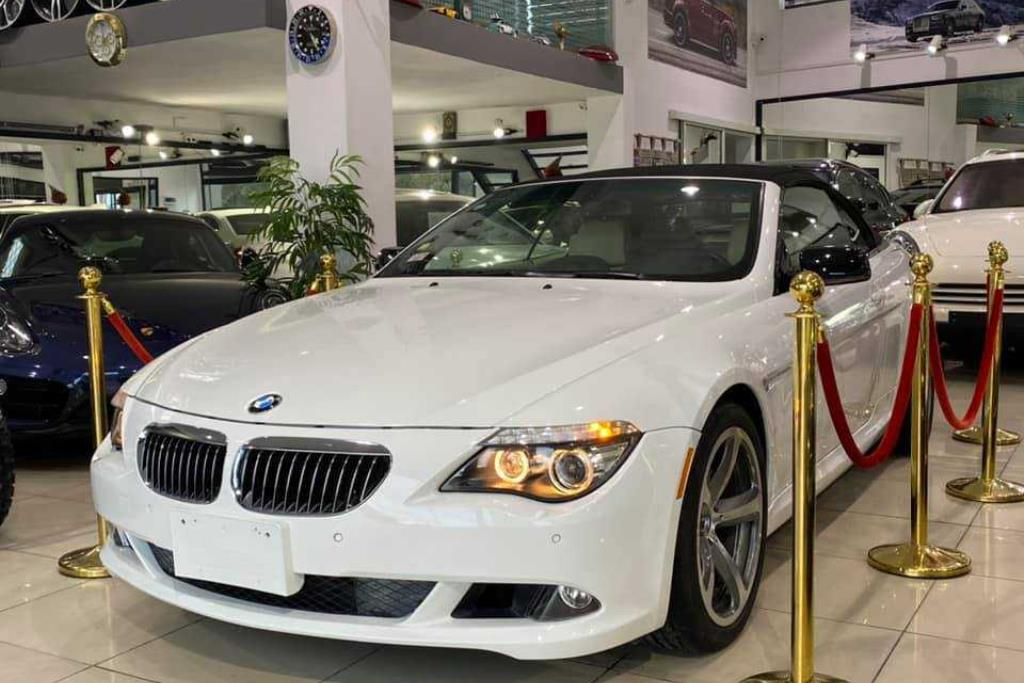 BMW 650 2009