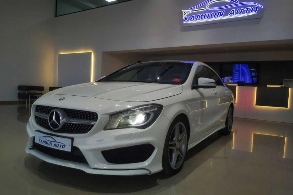 Mercedes Benz CLA200 2013