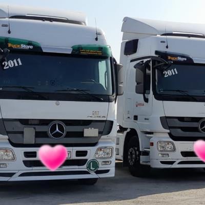Tractor Unit Mercedes Benz 2011