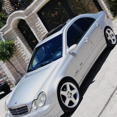 Mercedes Benz C200 2003