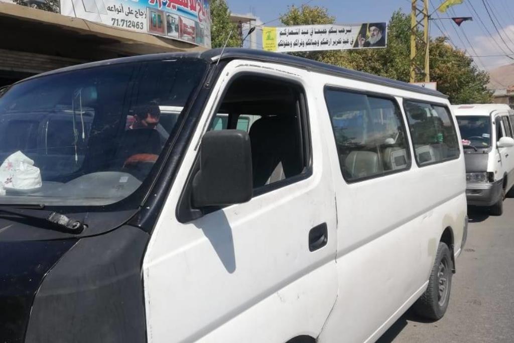 Minivan Nissan 2003