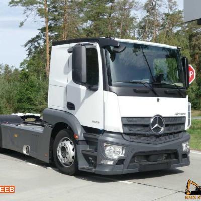 Tractor Unit Mercedes Benz 2018