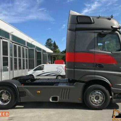 Tractor Unit Mercedes Benz 2020