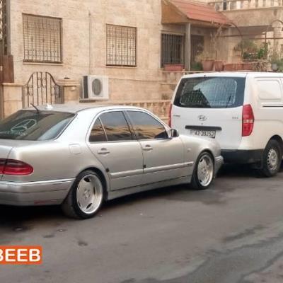Mercedes Benz E200 1999