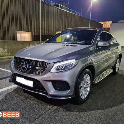 Mercedes Benz GLE350 2016