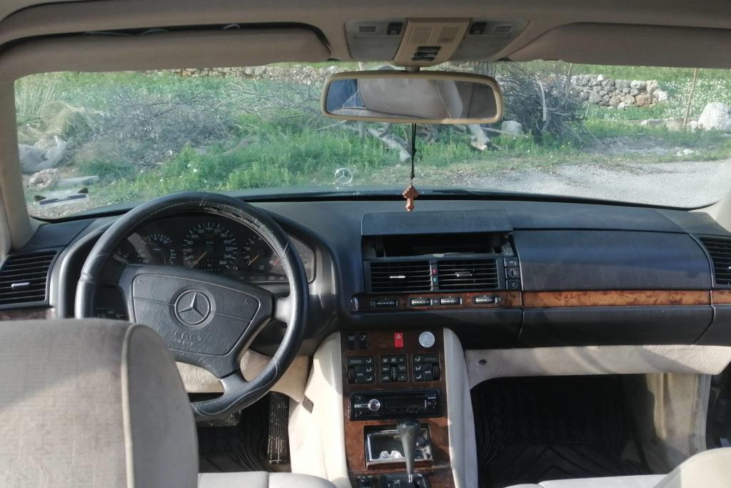 Mercedes Benz S300 1992