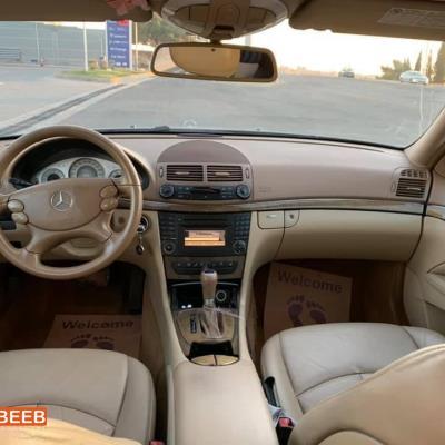 Mercedes Benz E200 2009