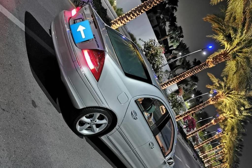 Mercedes Benz C200 2007