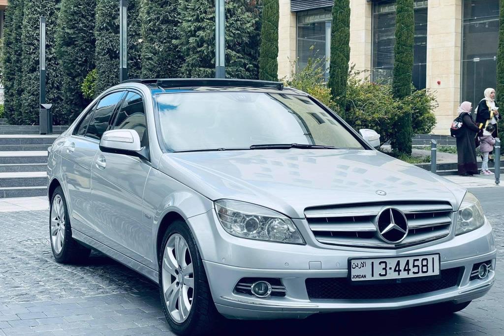 Mercedes Benz C200 2008
