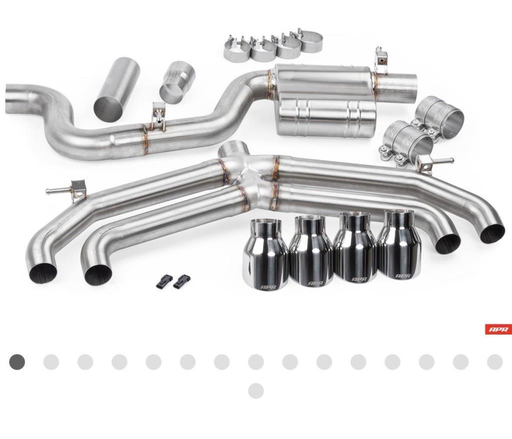 APR valveless exhaust