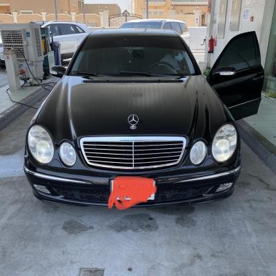 Mercedes Benz E500 2004