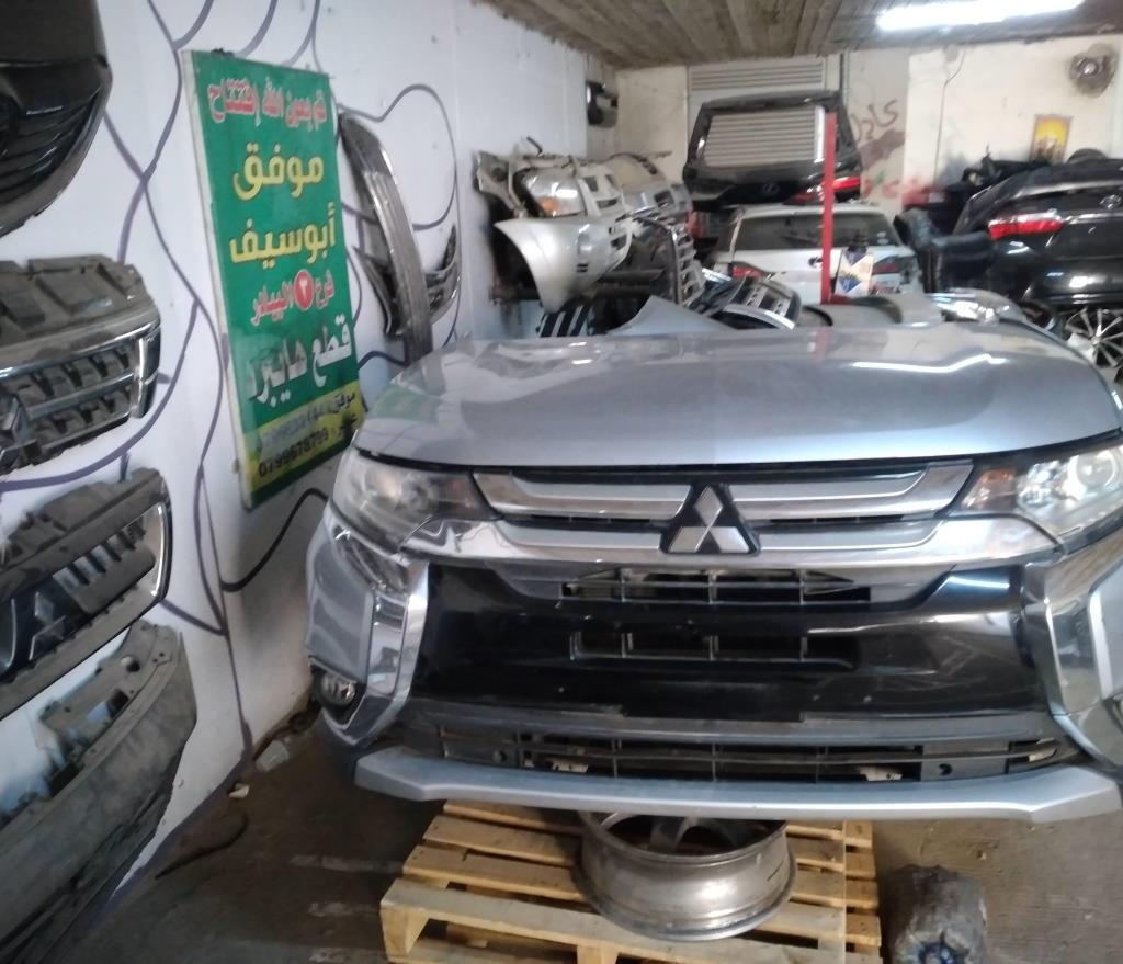 Body  Hood Mitsubishi Outlander