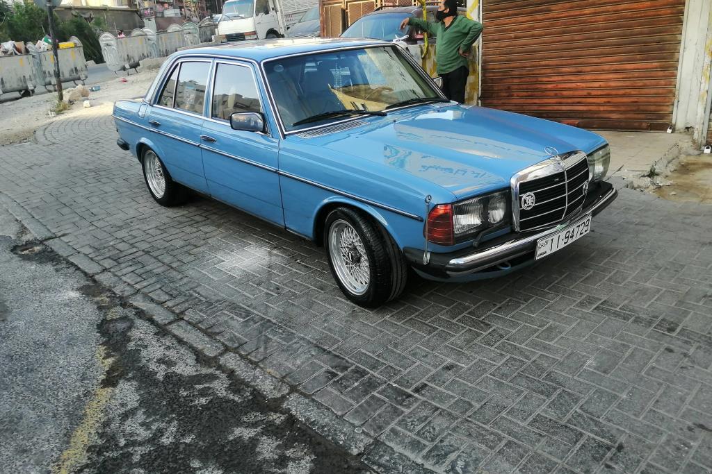 Mercedes Benz E200 1981