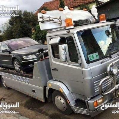 Tow Truck Mercedes Benz 2018