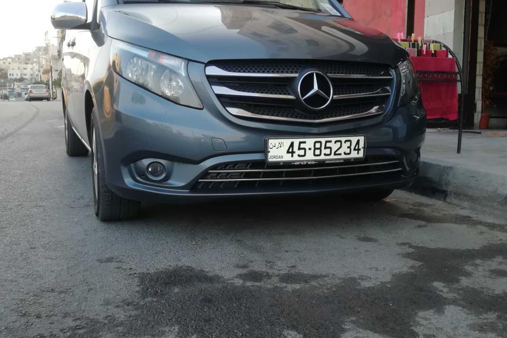 Minibus Mercedes Benz 2017