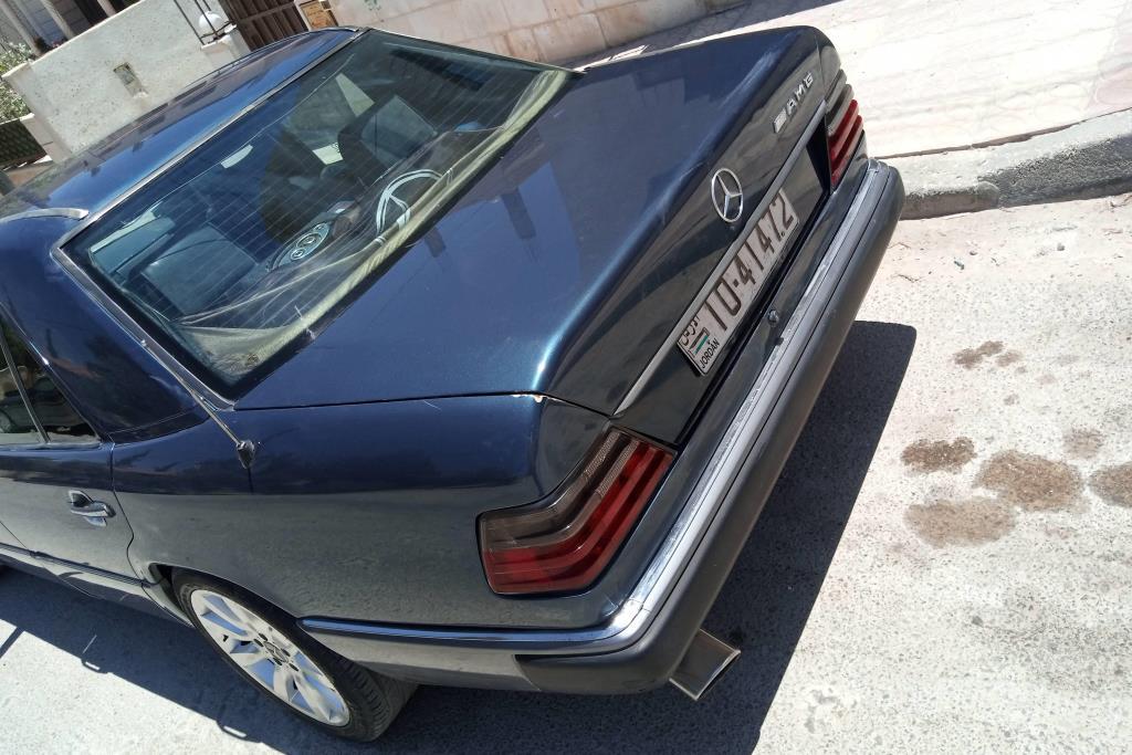 Mercedes Benz E200 1985