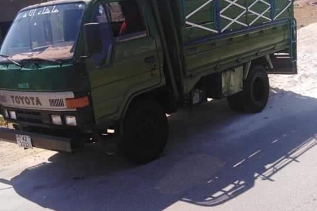 Timber Transport  1984