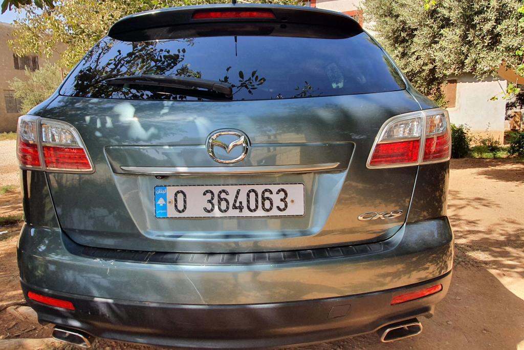 مازدا سي اكس 9 2012