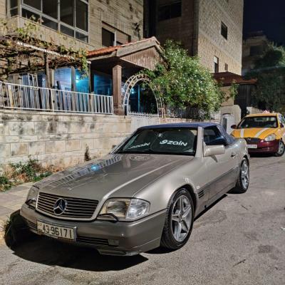 مرسيدس بنز SL500 1992