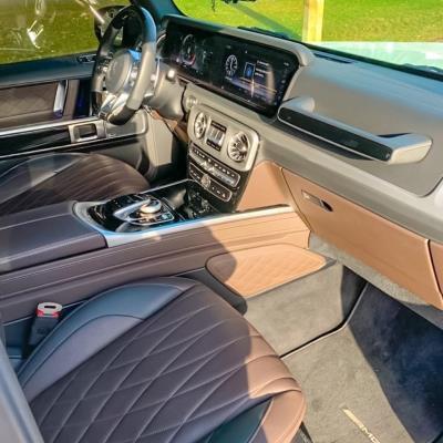 مرسيدس بنز G65 AMG 2021