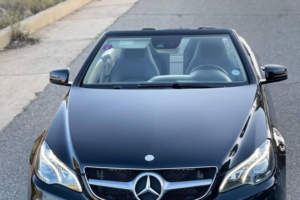 Mercedes Benz E400 2014