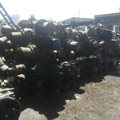 Ahmed Al Qawasmi For Truck Spare Parts