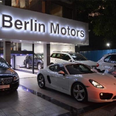 AlArair Motors Showroom