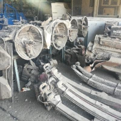 Saad Al-Deen Al-Qawasmi For Truck Spare Parts