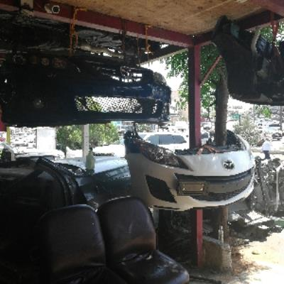 Munir alJabali for car parts