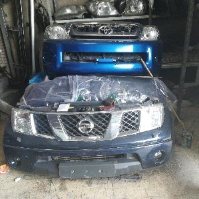 Osama Abu Touq for pickup parts