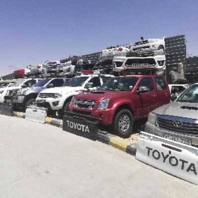 Sameer Alakawi for pickups cars