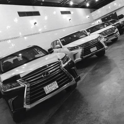 Iraq Pearl Auto Show