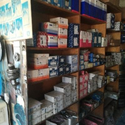 Muhammad Idais & Imad Al-Natsheh For Truck Spare Parts